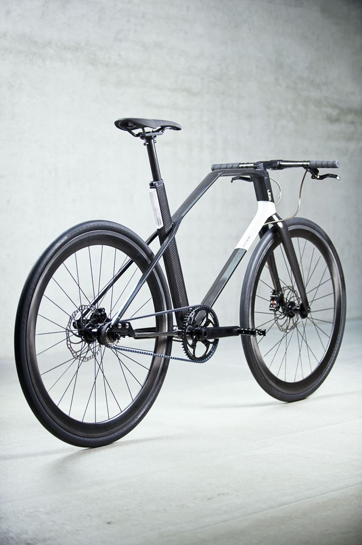 Coren by Christian Zanzotti | UBC  The ultimate urban bike