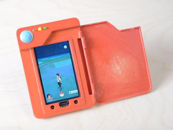 Pokedex Pokemon Go barry phone case