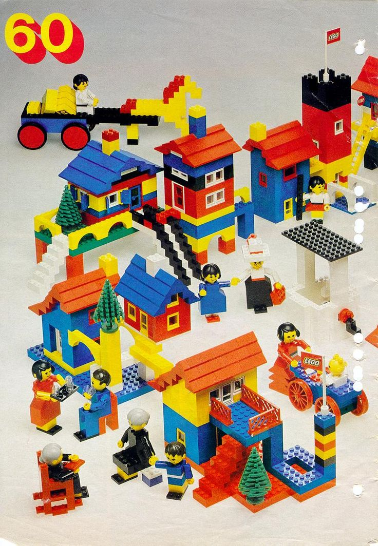 LEGO Building Tutorials