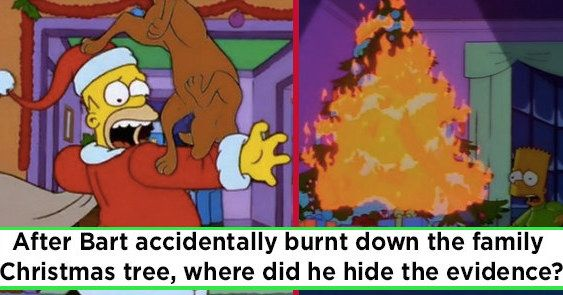"Only A True ""Simpsons"" Fan Can Get 15/15 On This Christmas Episode Quiz"