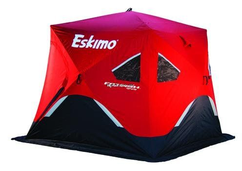 Pin it! :) Follow us :)) zCamping.com is your Camping Product Gallery ;) CLICK IMAGE TWICE for Pricing and Info :) SEE A LARGER SELECTION of 5-6 persons camping tents at http://zcamping.com/category/camping-categories/camping-tents/5-to-6-person-tents/ - hunting, camping tents, camping, camping gear - Eskimo FatFish 949 Ice Fishing House Shelter (3-4 Person) – FF949 « zCamping.com