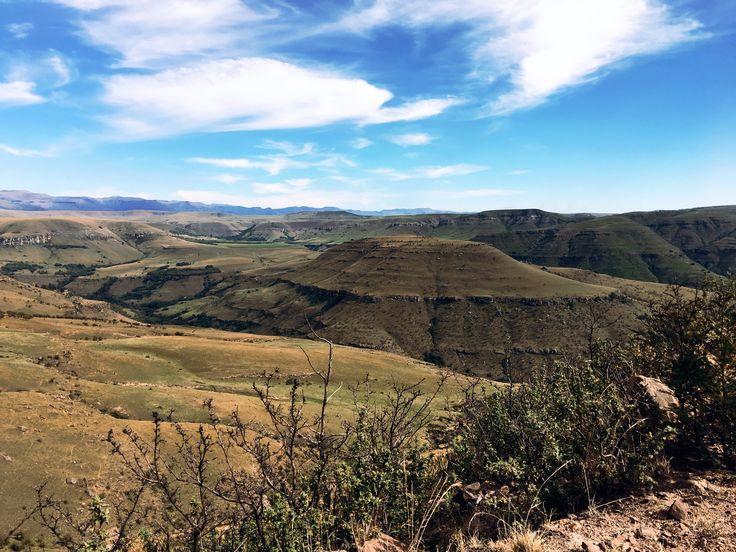Heute Morgen in den Drakensbergen | Eastern Cape | Südafrika #drakensberg #southafrica #mountains #worldtour