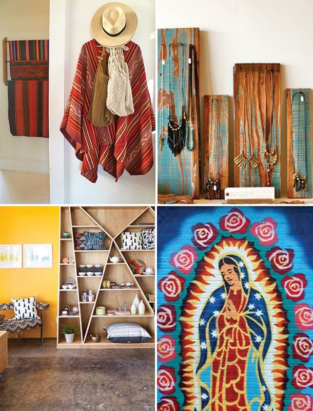 {clockwise: jm drygoods, spartan, tesoros, nannie inez} After the success of Camille's restaurant guide we published last spring, requests started coming in for a guide to Austin shopping as well. ...read more
