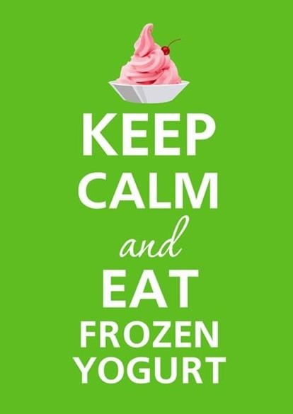 frozen yogurt shop decor - Bing Images
