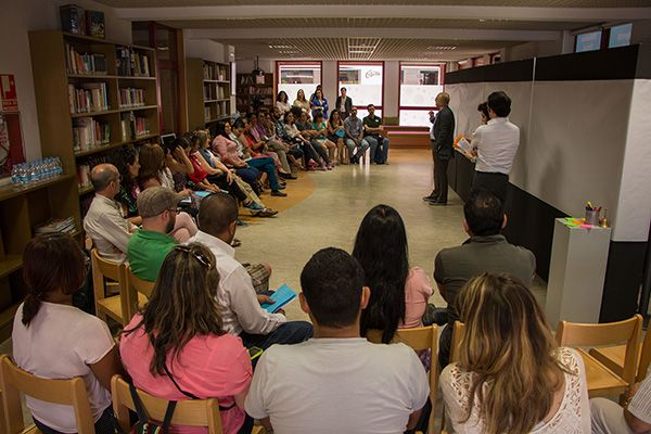 Peñaranda centro de la innovación bibliotecaria iberoamericana