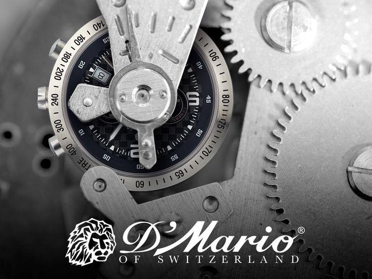 Cada pieza en nuestros relojes está hecha por verdaderos artistas de la precisión.