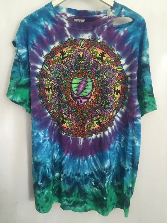 Thrashed Grateful Dead shirt $58