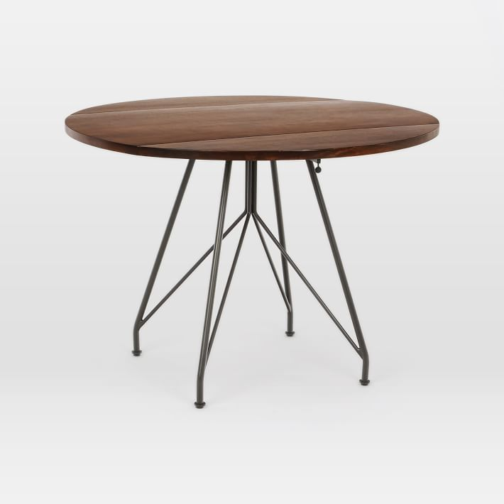 jules drop leaf expandable dining table homey expandable dining rh pinterest com