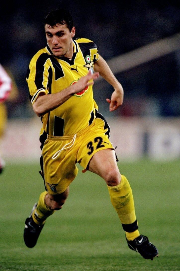 Christian Vieri - SS Lazio - Italy
