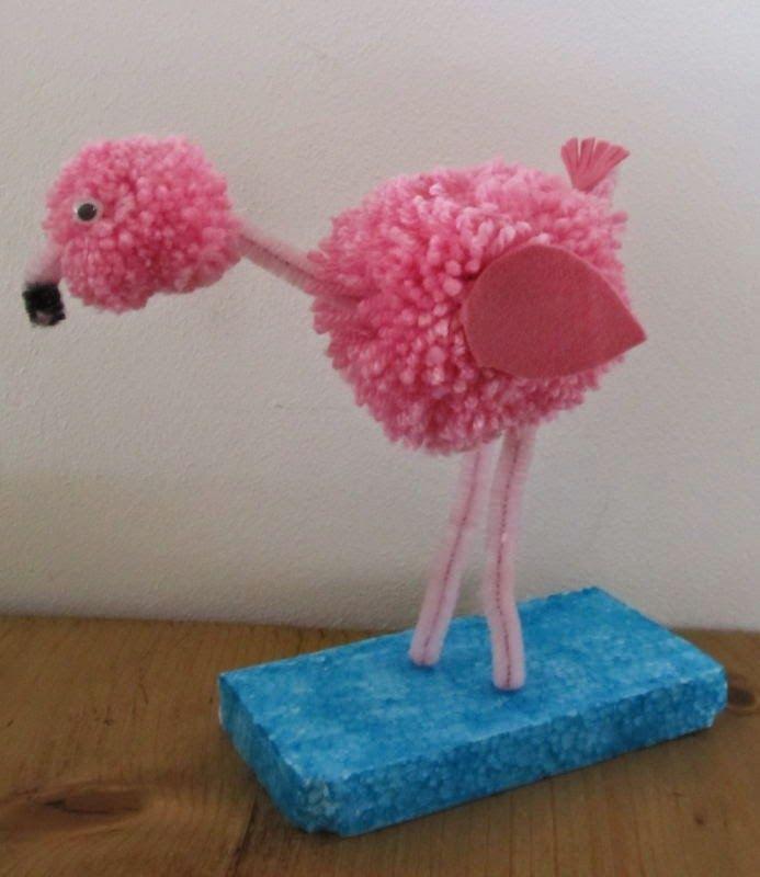 Het Kreatief: Flamingo