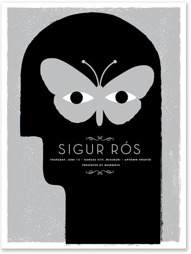 Tad CarpenterPicture-Black Posters, Gig Posters, Band Posters, Sigur Ros, Posters Design, Music Posters, Concerts Posters, Vahalla Studios, Music Band