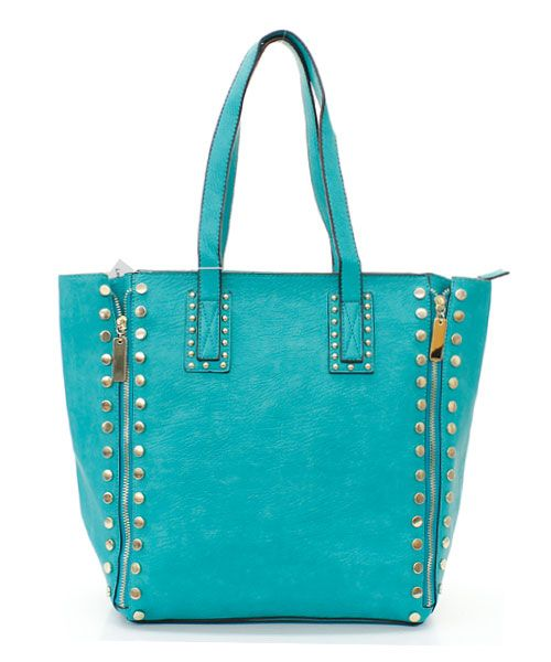 Kate Satchel in Turquoise
