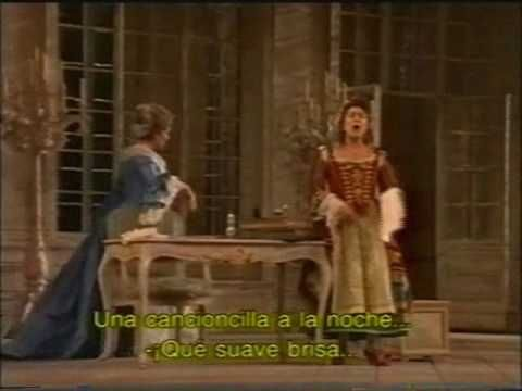 Cecilia Bartoli and Renee Fleming - Le Nozze di Figaro - Sull'aria, From Mozart's, opera The Marriage of Figaro.