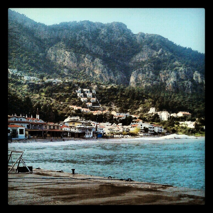 Beautiful Turunc in Turkey, can't wait to go back.