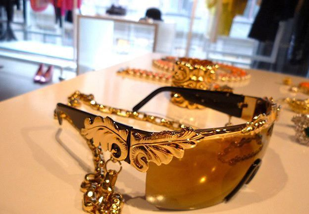 Anna Dello Russo Accessories For H