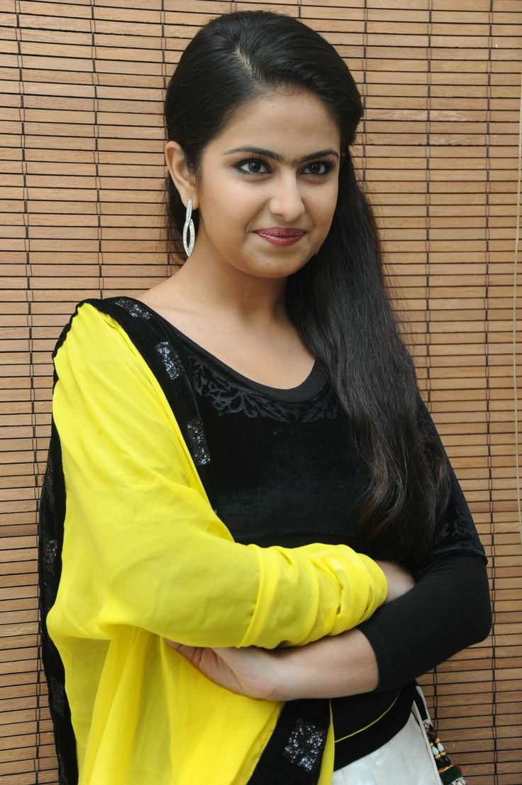 Avika Gor Cute photos at Uyyala Jampala Movie Audio Launch