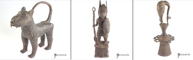 Sculpturi bronz Benin