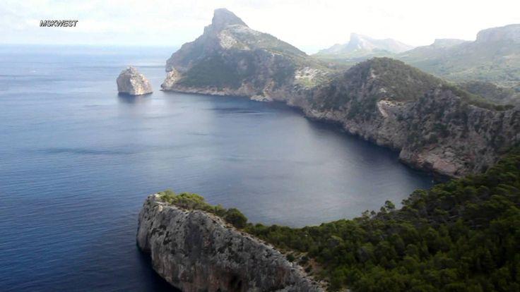 Espana, islas Baleares, Mallorca. Испания, Балеарские острова, Майорка