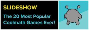 20 Most Popular Games Slideshow