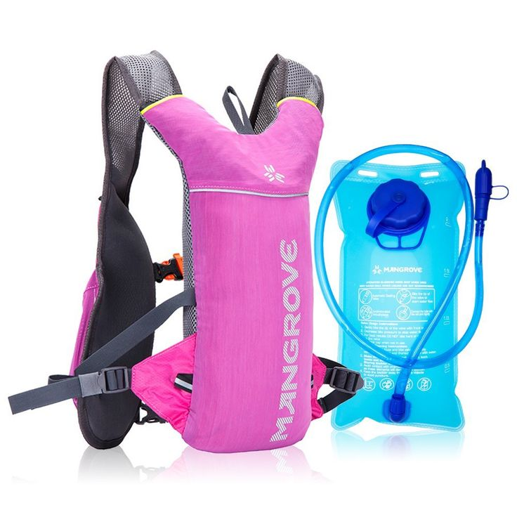 Hydration Pack with 2L Backpack Water Bladder--Mangrove Lightweight Backpack Water Bag for Cycling Hiking Camping Running *** Additional details at the pin image, click it  : Best hiking backpack