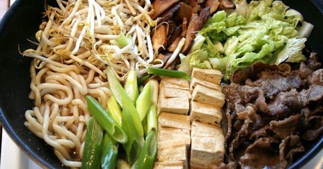 Japansk Sukiyaki