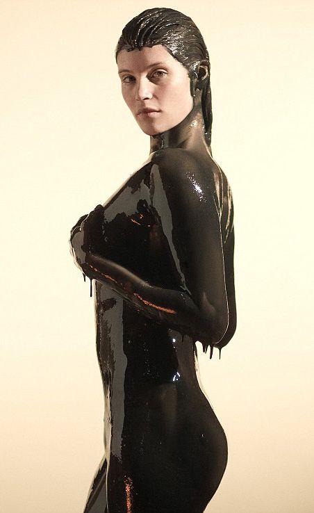 Hot Celebrities Wallpaper: Gemma Arterton as Io - Clash of the Titans