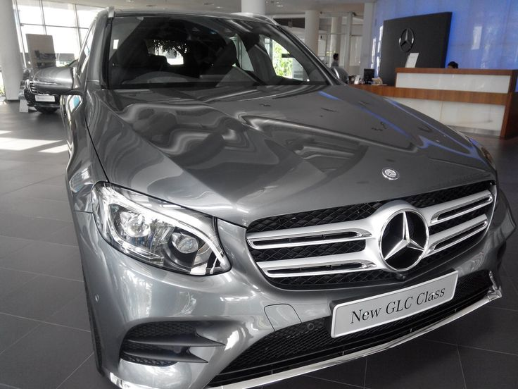 Walkaround New Mercedes Benz GLC Class