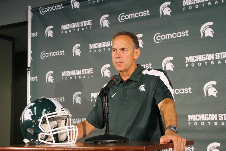 Mark Dantonio, Michigan State University | Athletes ...