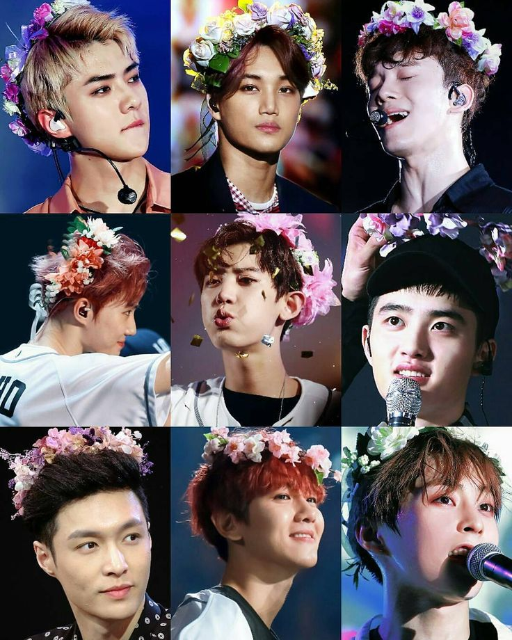 Flower boys!? U gotta fav?
