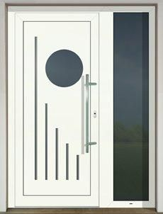 GAVA 475b RAL 9010 vchodové dvere
