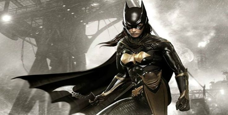 Batgirl in Arkham Knight