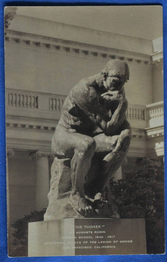 25 Best Ideas About The Thinker On Pinterest The