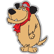Mutley the dog - Wacky Races
