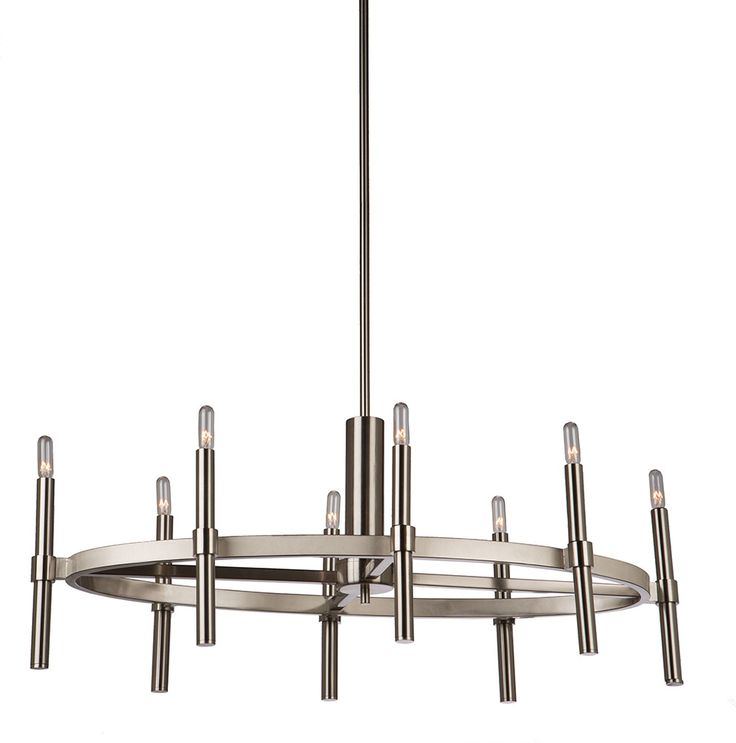 Artcraft AC10668 Encore Modern Kitchen Island Light Fixture - ART-AC10668
