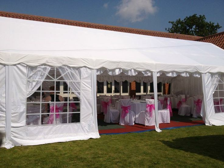Extend Your Home With A Gala Tent Marquee Perfect For Garden Parties Loved Ones