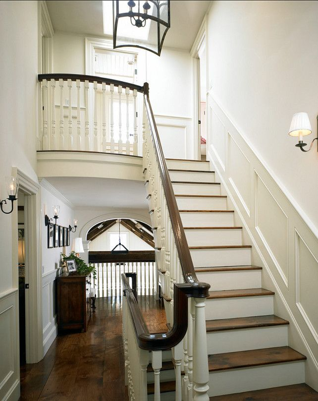 Foyer Stairs Uk : Best traditional wooden stairs images on pinterest