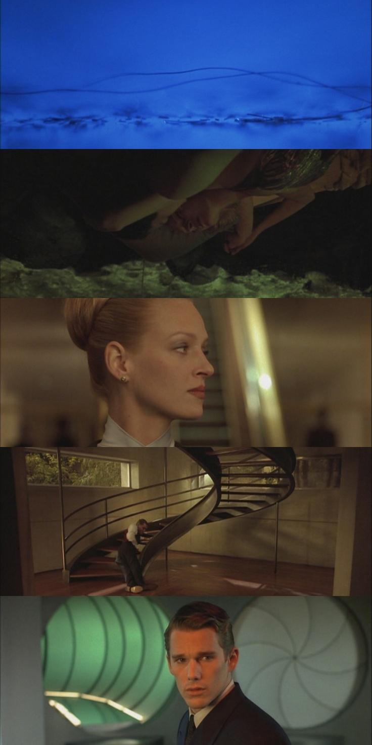 cinematography of gattaca Essay on the movie gattaca by pamela stanley by gary_rose_k in types creative writing the cinematography and the costumes documents similar to gattaca essay skip carousel carousel previous carousel next belonging essay gattaca.
