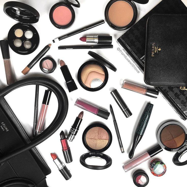 Instagram fromluxewithlove / MAC Cosmetics / Makeup