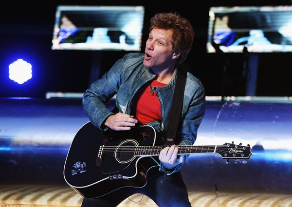 Bon Jovi New Jersey special edition to celebrate band's 30th anniversary