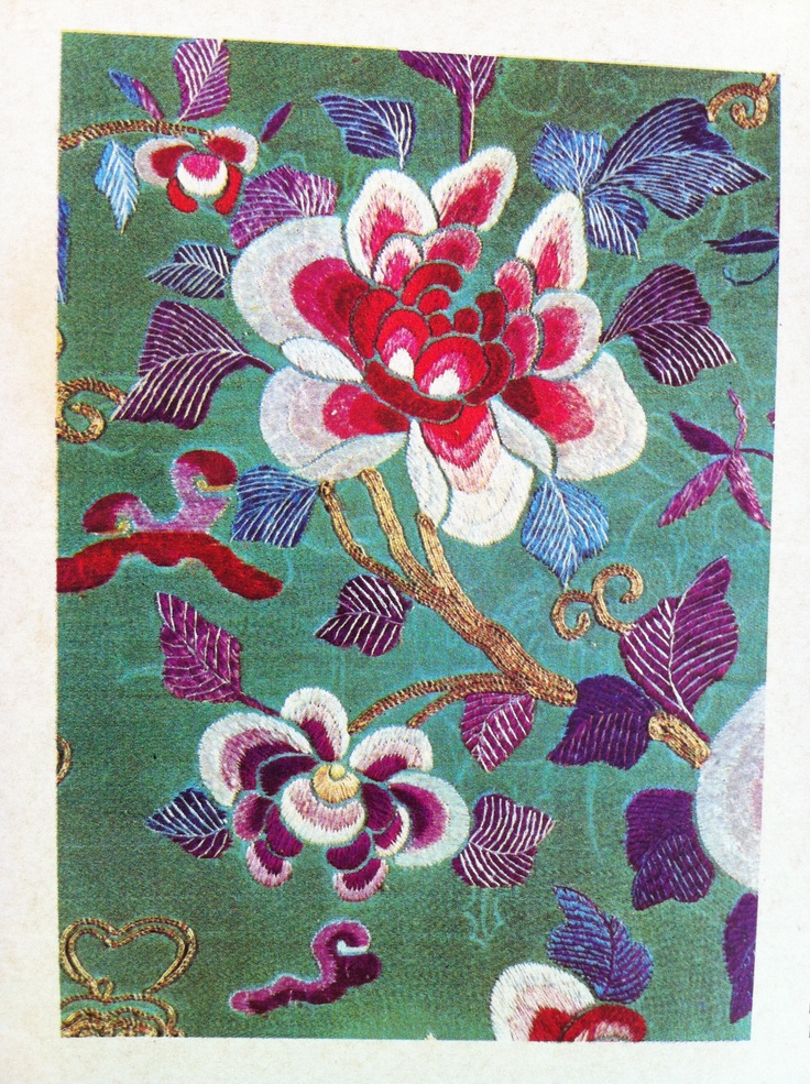 Best chinese embroidery images on pinterest