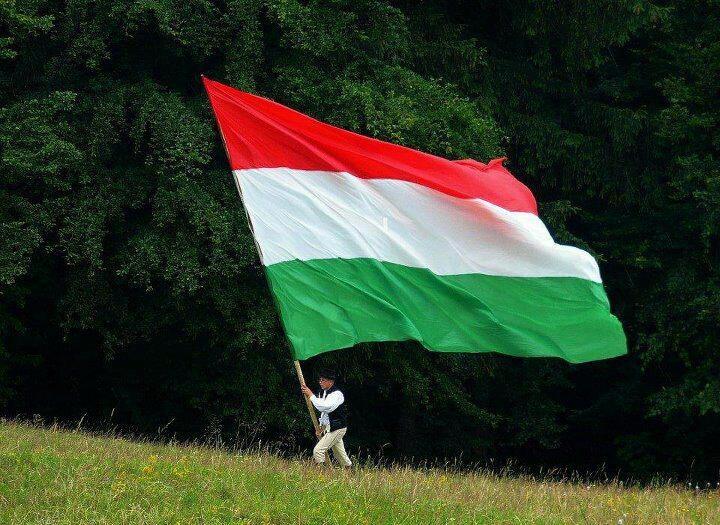 En Magyar vagyok.