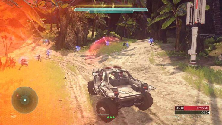 [WZFF-56] XboxOne Halo5 WARZONE FIREFIGHT  野良協力 ウォーゾーンファイアファイト  RAID ON ...