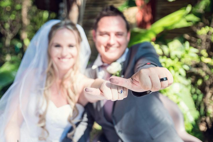 The thumb print photo. Every couple needs to do this...!! Love love love