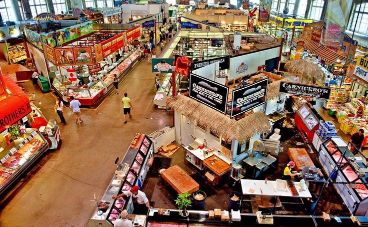 Los mercados gastronómicos que debes conocer en Toronto