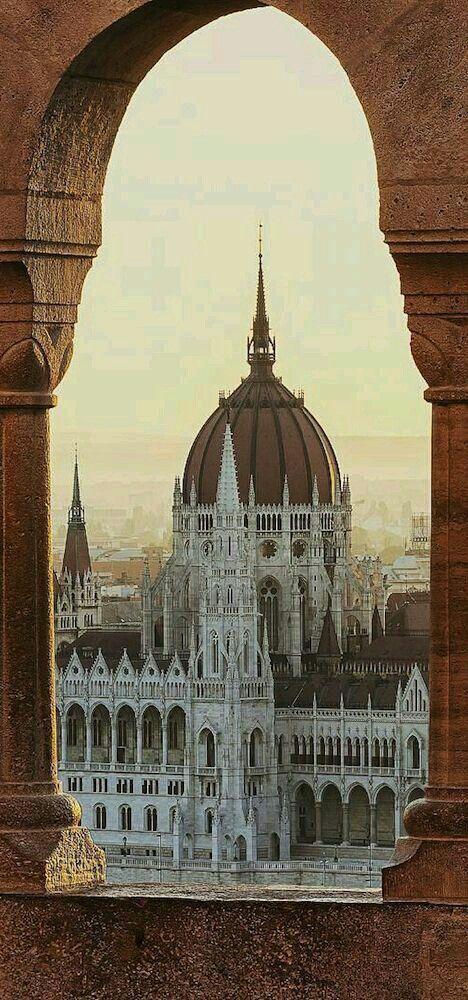 Parlamento binası/Budapeşte/MACARISTAN eBs1903