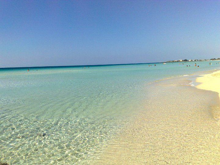 #torrelapillo ,una baia ionica con mareblu cobalto e sabbia bianca purissima #salento
