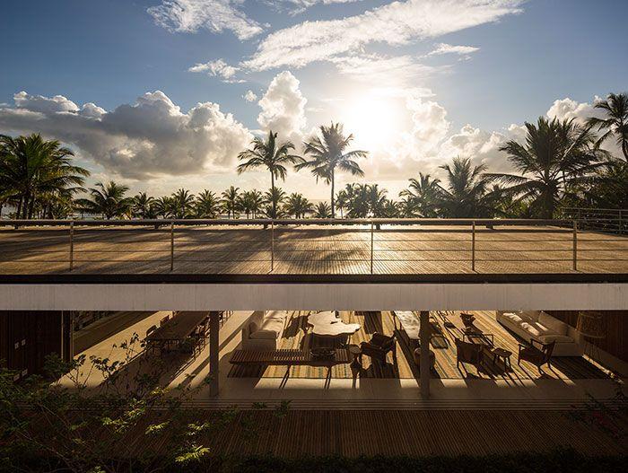 Brazilian architecture - modern house by Studio MK27