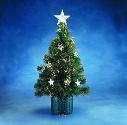 Konstsmide Fibre Optic Kerstboom met heldere sterren kopen? Bestel vandaag nog!