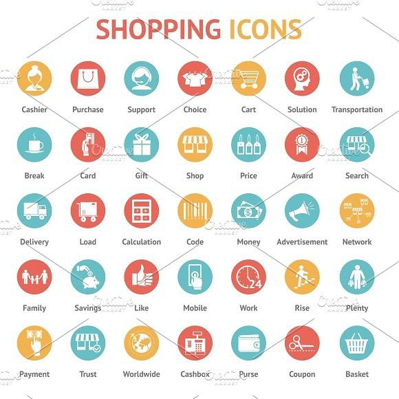 Purchase, payment and delivery icons #advertising #award