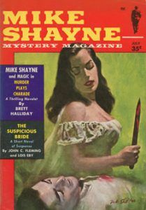 1320 best cops spies and private eyes images on pinterest tv mike shayne mystery magazine july 1959 fandeluxe Image collections
